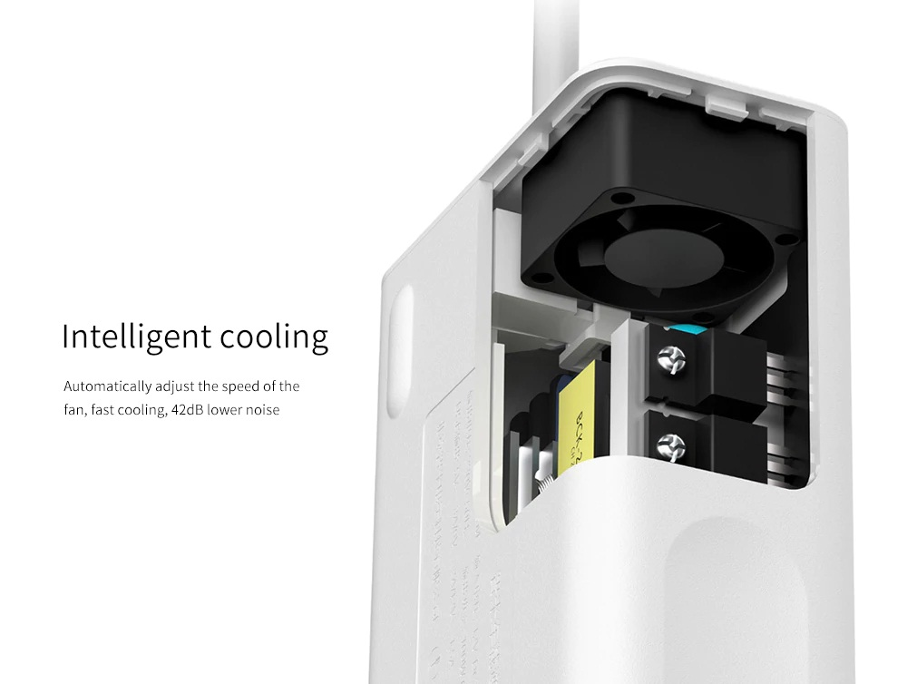 Xiaomi MIJIA Smartmi Car Inverter diseño