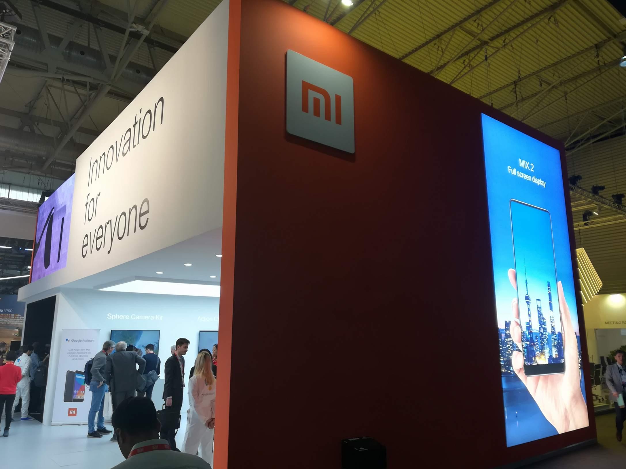 Xiaomi MWC 2018 - Stand (4)