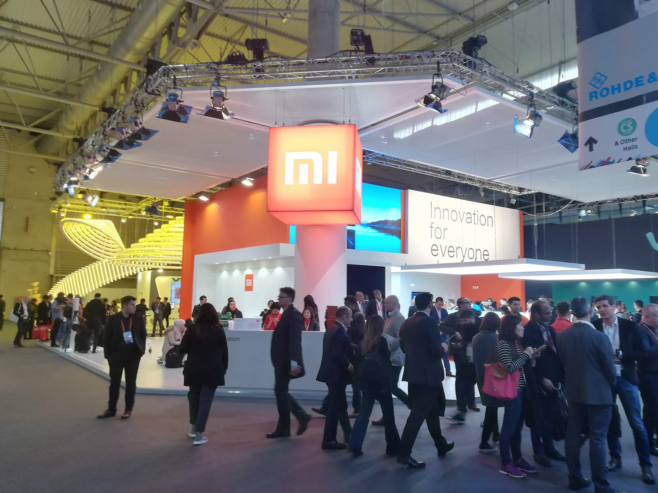 Xiaomi MWC 2018 - Stand (5)