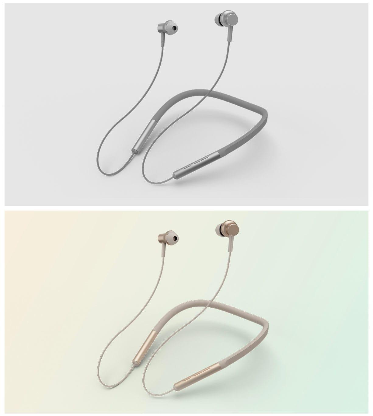 Xiaomi Mi Collar Bluetooth Headset - Diseño muy cómodo