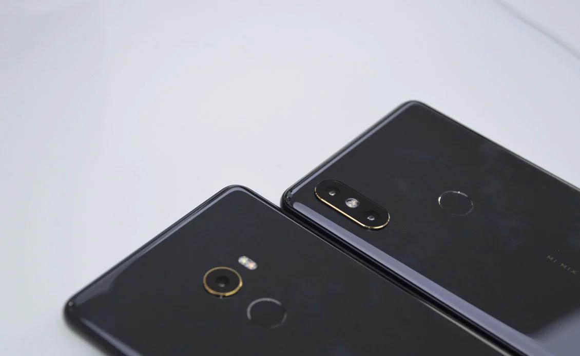 Xiaomi Mi MIX Comparativa Cámara