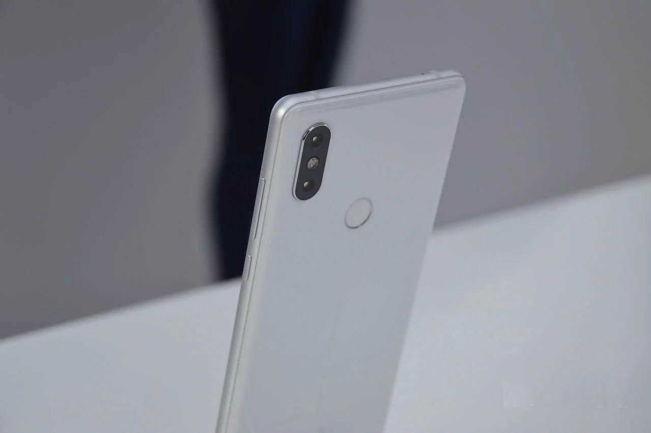 Xiaomi Mi MIX - Parte Trasera Mi MIX 2S