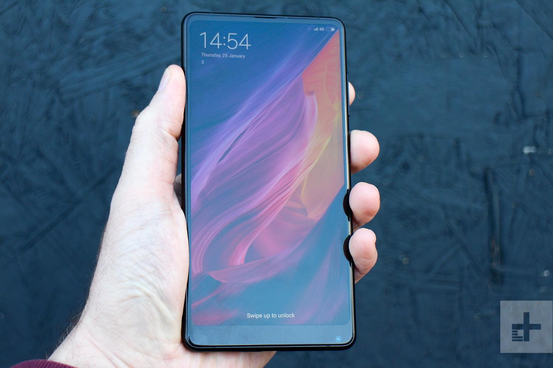 Xiaomi Mi Mix 2S - Frontal