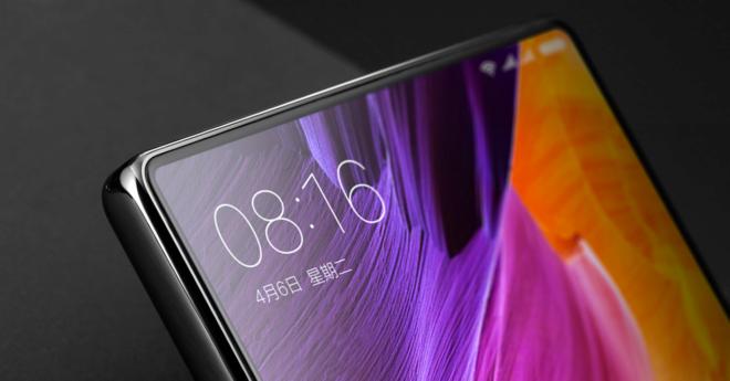 Xiaomi Mi Mix 2S - Pantalla