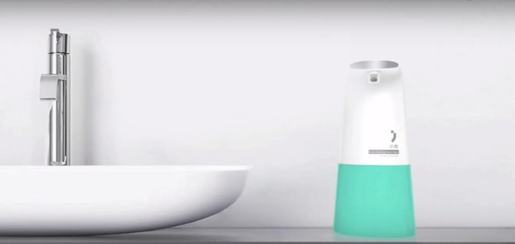 Xiaomi Mijia Automatic Touchless destacada