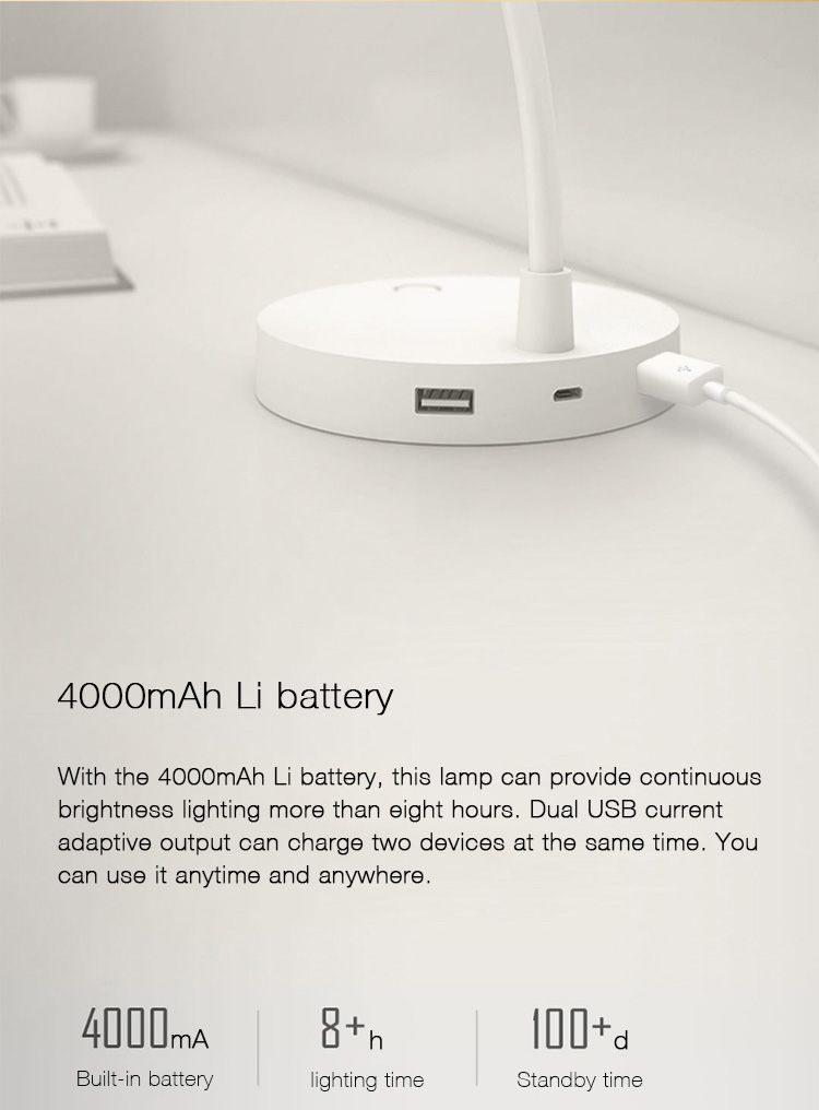 Xiaomi Mijia COOWOO U1 - Batería