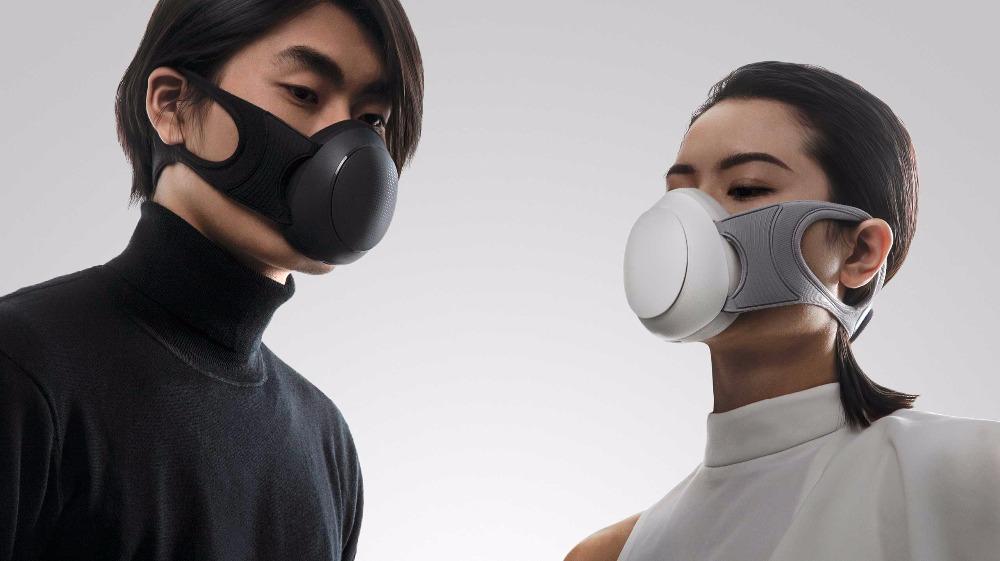 Máscara Xiaomi Mijia Honeywell - Distintas presentaciones
