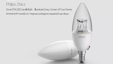 Xiaomi Philips Smart E14 LED Candle Bulb 1