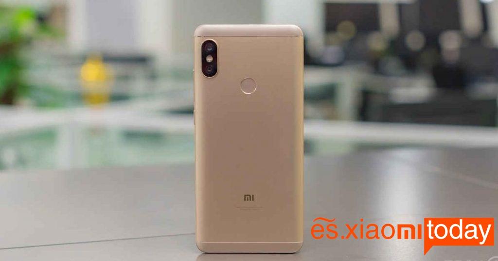 Xiaomi Redmi Note 5 Pro destacada