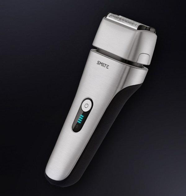 Xiaomi SMATE Electric Shaver diseño
