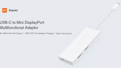 Xiaomi USB Type-C to Mini DisplayPort