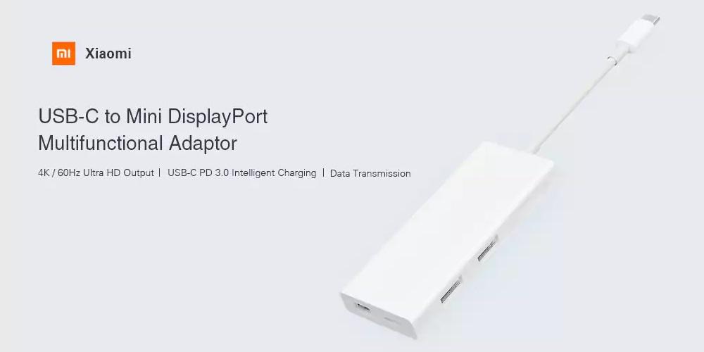 Xiaomi USB Type-C to Mini DisplayPort