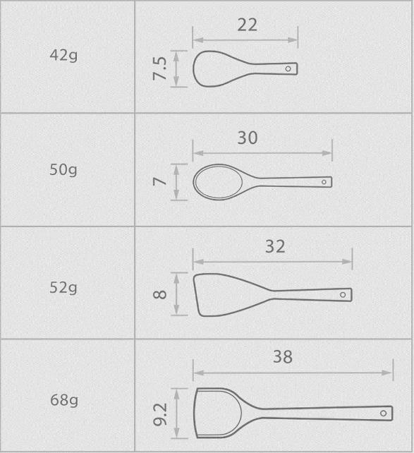 Set Xiaomi Yiwuyishi de 4 piezas - Diseño