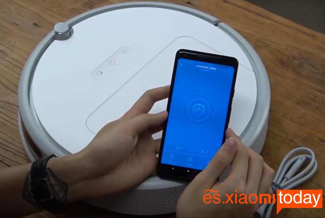 Xiaomi Xiaowa Youth Edition - Uso y aplicación