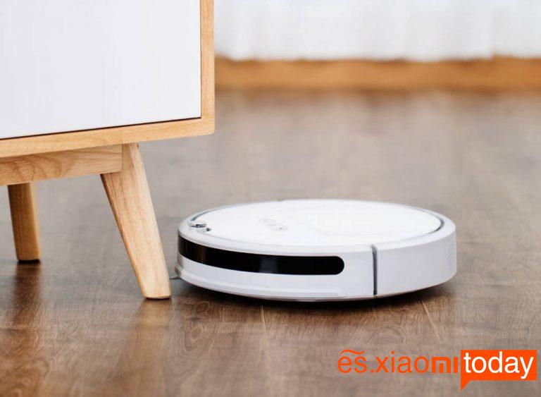 Puntuación de la aspiradora de Xiaomi