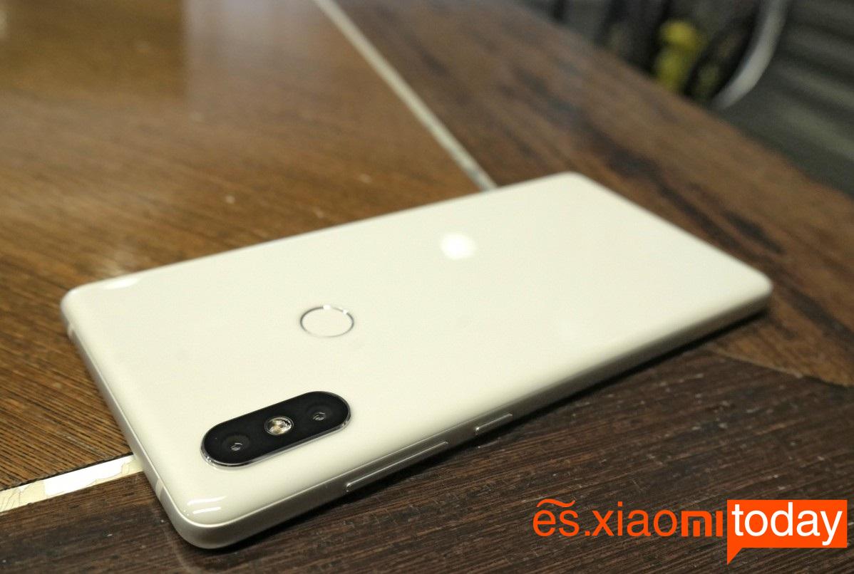 Xiaomi Mi MIX 2S Análisis - Cámaras