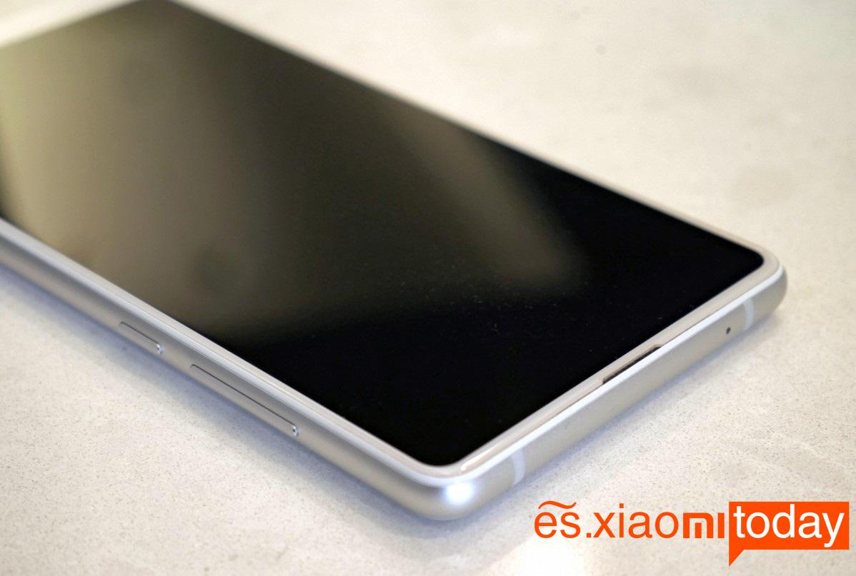 Xiaomi Mi MIX 2S Análisis - Especificaciones