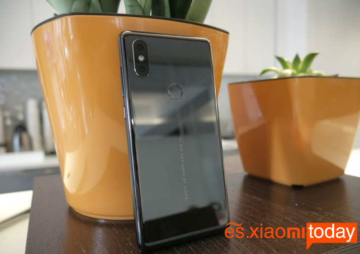 Xiaomi Mi MIX 2S y la India