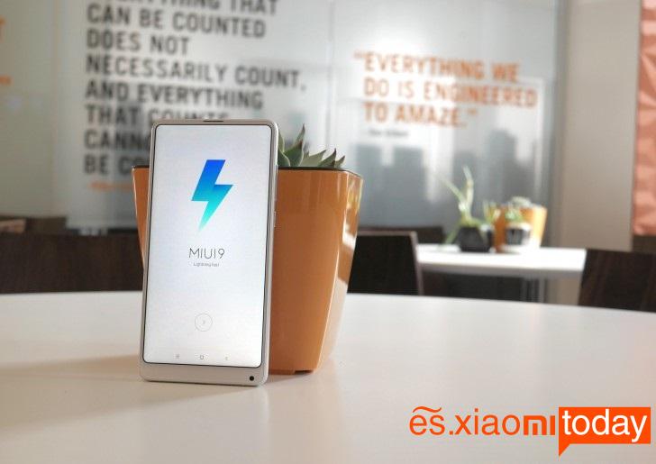 Xiaomi Mi MIX 2S Análisis - Sistema operativo y conectividad