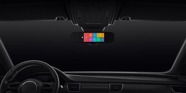 Nuevo Xiaomi Smart Rearview Mirror nuevas funciones