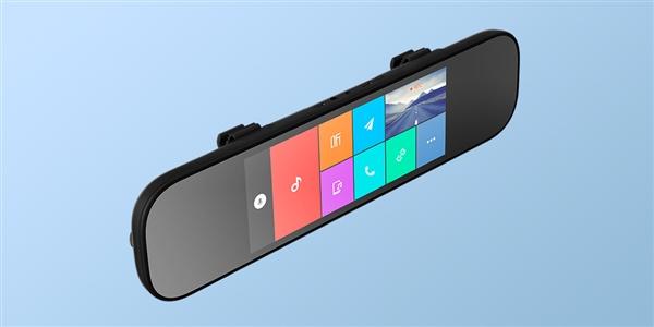 Nuevo Xiaomi Smart Rearview Mirror cambios