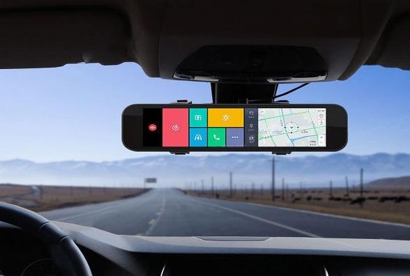 Nuevo Xiaomi Smart Rearview Mirror funciones