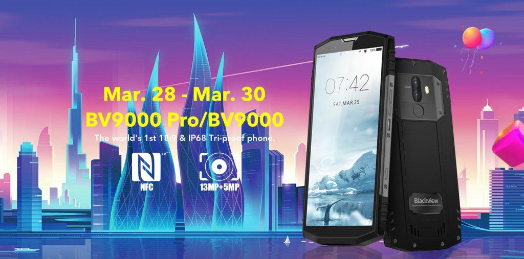 Blackview BV9000 Pro y BV9000 oferta