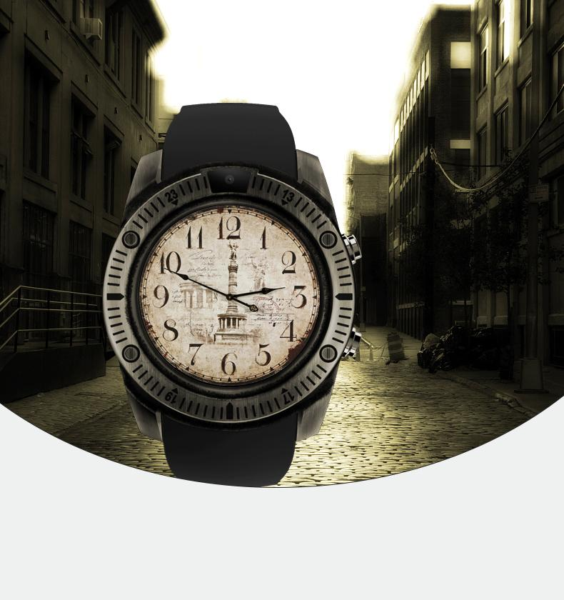 KY003 2G Smartwatch phone - Especificaciones