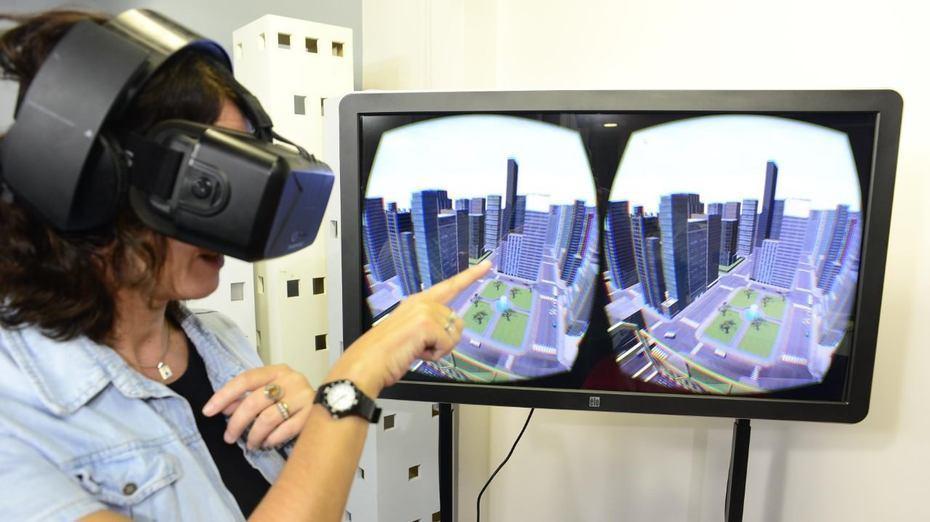 Objetivos de la realidad virtual