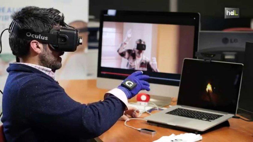 Comienzos de la realidad virtual