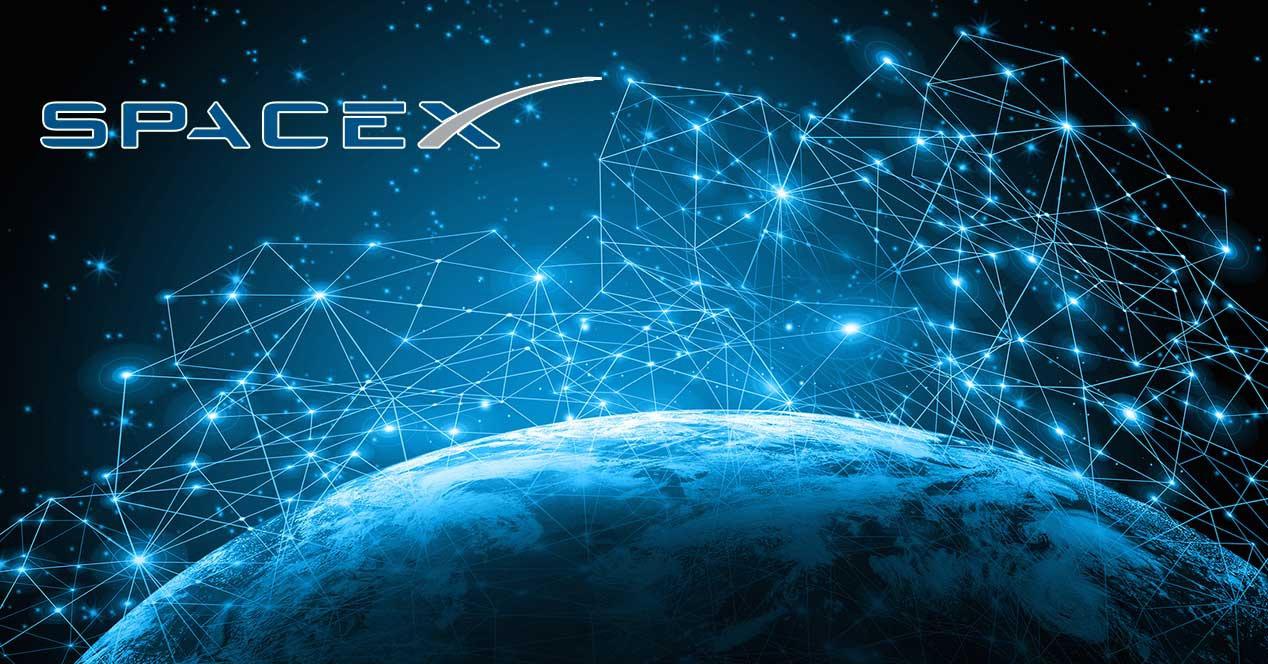 SpaceX - Proyecto de internet de alta velocidad