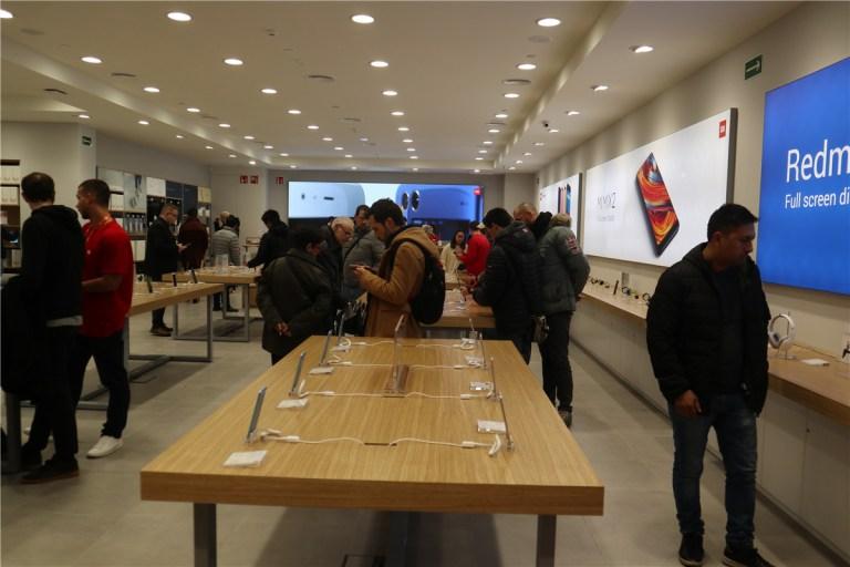 Nuevas tiendas de Xiaomi en Malasia