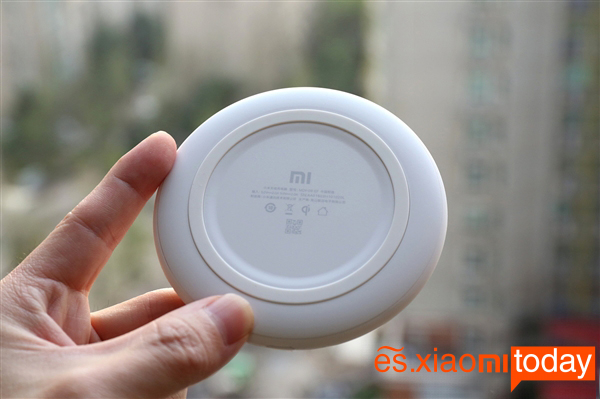 Xiaomi Wireless Charger unboxing