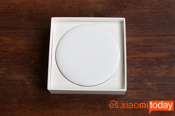 Xiaomi Wireless Charger diseño superior