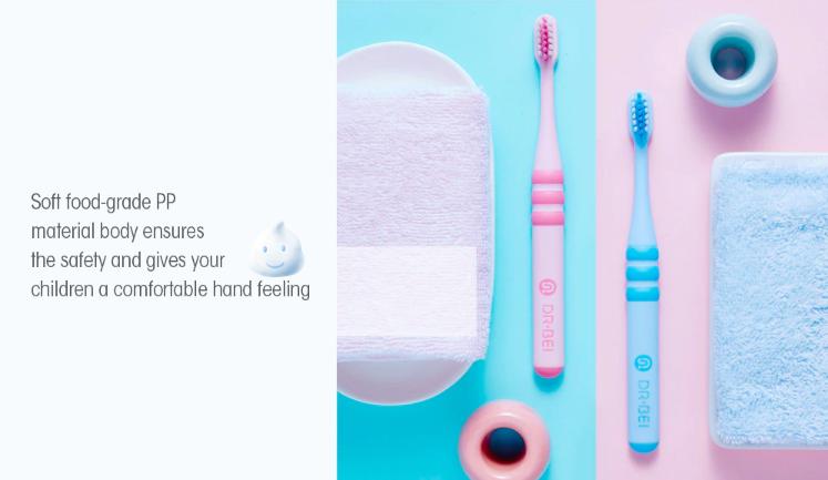 Xiaomi DOCTOR B Children Toothbrush material