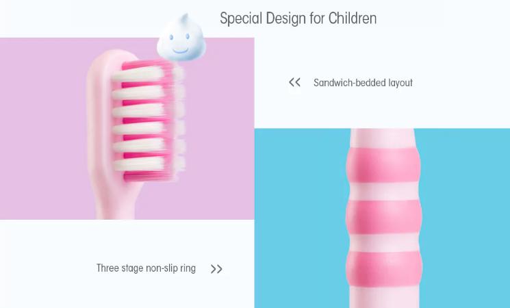 Xiaomi DOCTOR B Children Toothbrush diseño