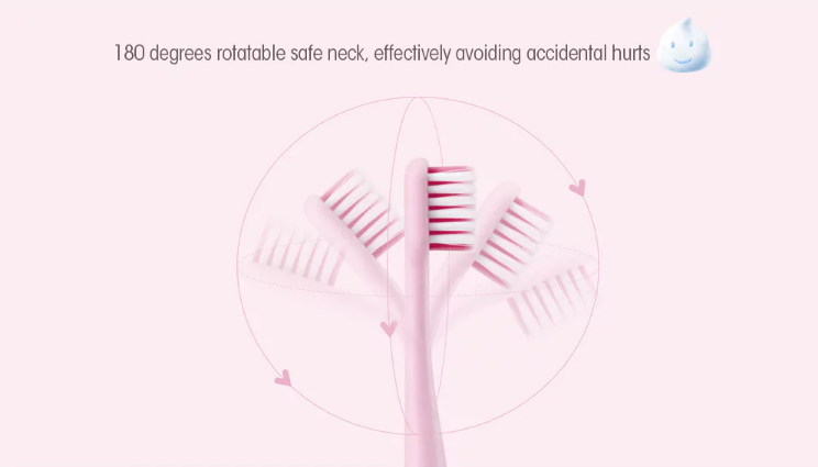 Xiaomi DOCTOR B Children Toothbrush características