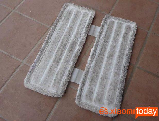 Xiaomi Handheld Electric Mop paños