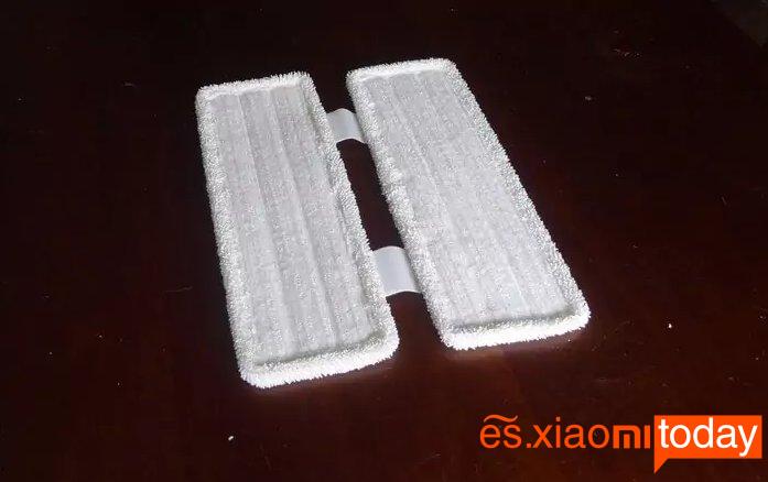 Xiaomi Handheld Electric Mop primer paño