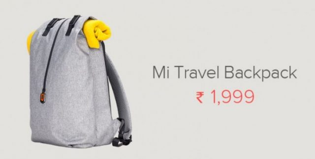 Xiaomi Mi Travel Backpack