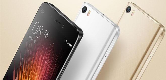 Xiaomi Mi 5 características