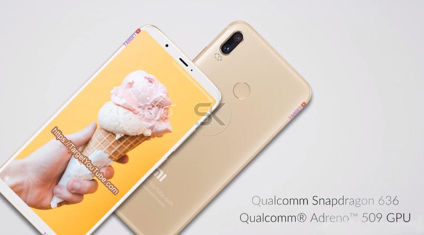 Xiaomi Mi 6X Snapdragon 636