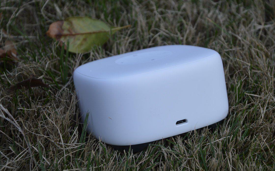 Unboxing del Xiaomi Mi AI Speaker mini - Diseño