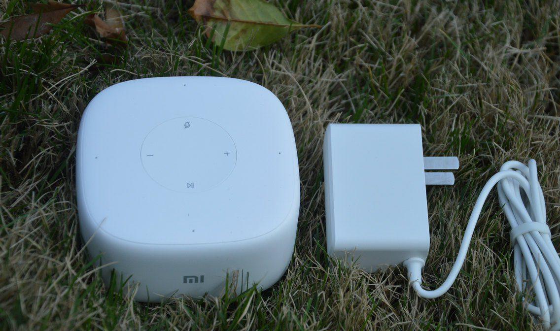 Unboxing del Xiaomi Mi AI Speaker mini - Primera impresión