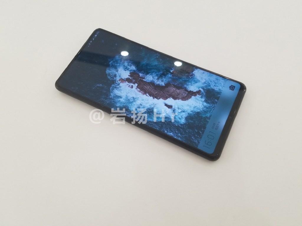 Imágenes del Xiaomi Mi MIX 2S