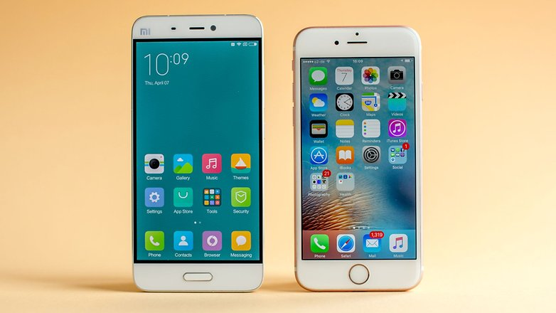 Xiaomi Mi Store para iPhone