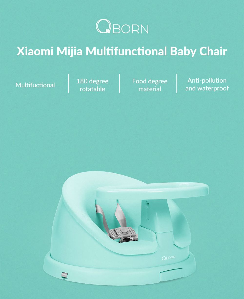 Xiaomi Mijia Multifunctional Baby Chair