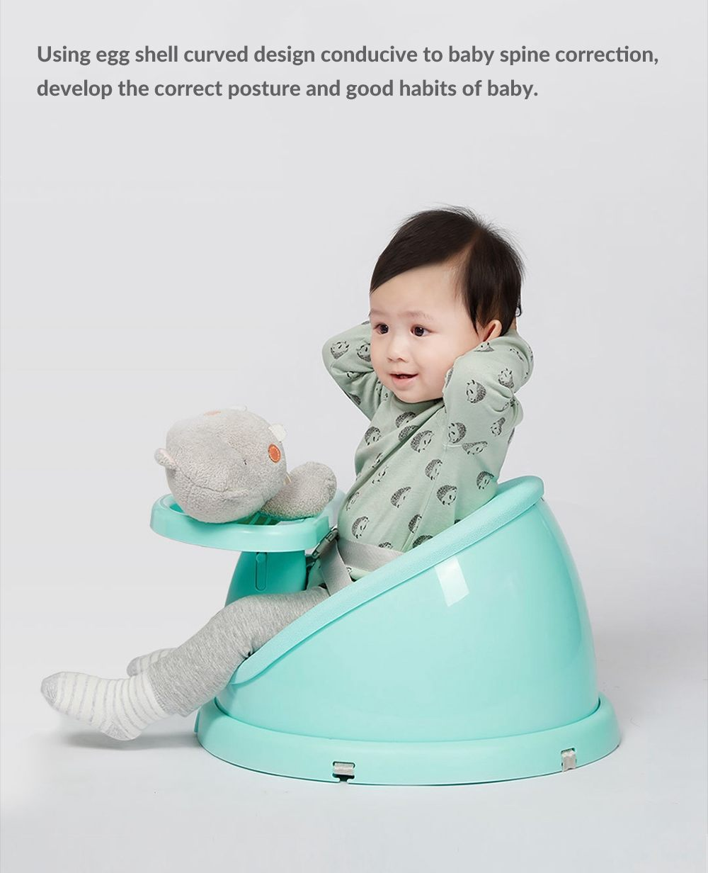 Xiaomi Mijia Multifunctional Baby Chair diseño