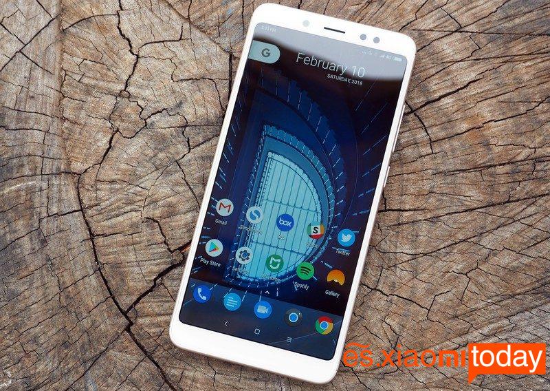 Xiaomi Redmi Note 5 Pro introducción