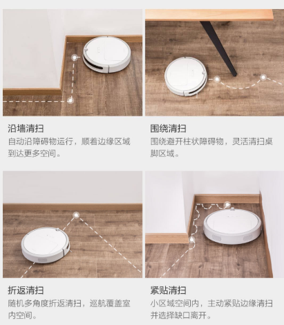 Xiaowa Robot modos